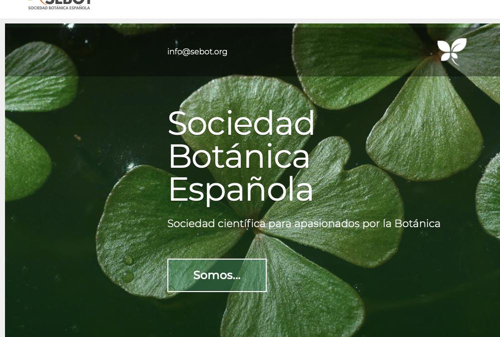 Presentada la Sociedad Botánica Española
