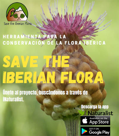 Save the Iberian Flora y Save the Canarian Flora
