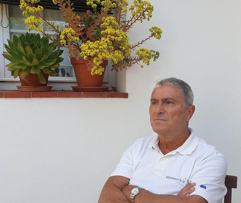 """Ángel Bañares, Premio """"Gómez Campo"""" a la Trayectoria en Conservación"""